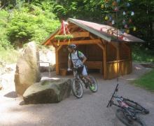 Die Sandgrube-Hütte